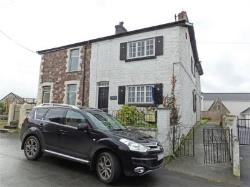 Semi Detached House For Sale  Llangadog Carmarthenshire SA19