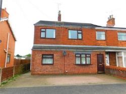 Semi Detached House For Sale  Barnetby Lincolnshire DN38