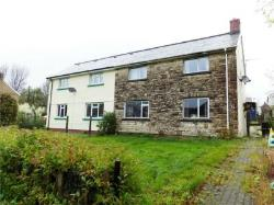 Semi Detached House For Sale  Llanwrtyd Wells Powys LD5