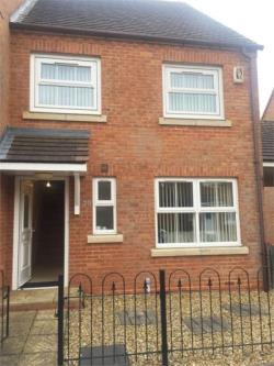 Terraced House For Sale  Milton Keynes Buckinghamshire MK3