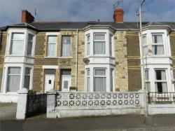 Terraced House For Sale  Porthcawl Bridgend CF36