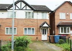 Semi Detached House For Sale  Salford Greater Manchester M7
