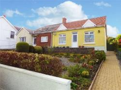 Semi - Detached Bungalow For Sale  Ammanford Carmarthenshire SA18