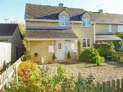 End Terrace House For Sale  Cirencester Gloucestershire GL7