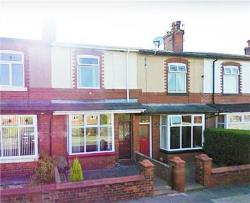 Terraced House For Sale  Warrington Cheshire WA3