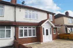 Semi Detached House For Sale  Staines-upon-Thames Berkshire TW19