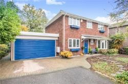 Detached House For Sale  Windlesham Surrey GU20