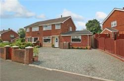 Semi Detached House For Sale  Wrexham Shropshire LL14
