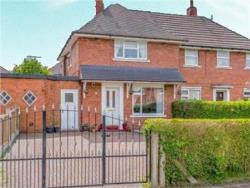 Semi Detached House For Sale  Stoke-on-Trent Cheshire ST7