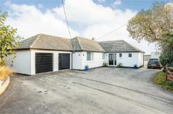 Detached Bungalow For Sale  Truro Cornwall TR2