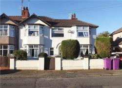 Semi Detached House For Sale  Liverpool Merseyside L18