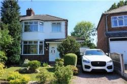Semi Detached House For Sale  Cheadle Greater Manchester SK8