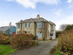 Detached House For Sale  Delabole Cornwall PL33