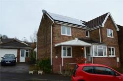 Detached House For Sale  Porth Bridgend CF39