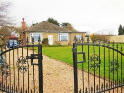 Detached Bungalow For Sale  Peterborough Cambridgeshire PE8