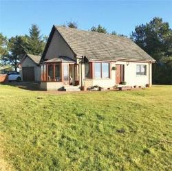 Detached Bungalow For Sale  Keith Aberdeenshire AB55
