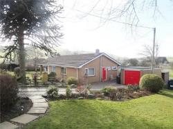 Detached Bungalow For Sale  Newtown Powys SY16