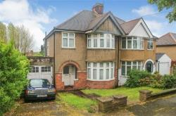 Semi Detached House For Sale  London Greater London NW2