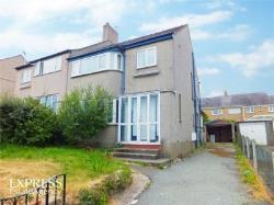 Semi Detached House For Sale  Bangor Conwy LL57