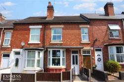 Terraced House For Sale  Burton-on-Trent Derbyshire DE15