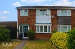 Semi Detached House For Sale  St Neots Bedfordshire PE19