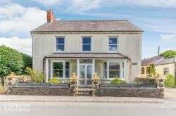 Detached House For Sale  Carmarthen Carmarthenshire SA33