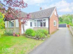 Detached Bungalow For Sale  Whitchurch Cheshire SY13