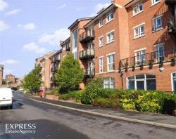 Flat For Sale  Congleton Cheshire CW12