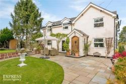 Detached House For Sale  Whitchurch Cheshire SY13