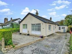 Detached Bungalow For Sale  Carnforth Cumbria LA6
