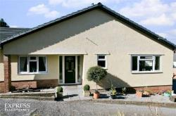 Detached Bungalow For Sale  Abergavenny Monmouthshire NP7