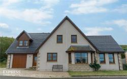 Detached House For Sale  Buckie Moray AB56