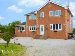Detached House For Sale  Rhyl Conwy LL18
