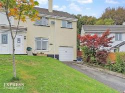 Semi Detached House For Sale  Holsworthy Cornwall EX22