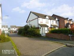 End Terrace House For Sale  Middlewich Cheshire CW10