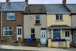 Terraced House For Sale  Larne Antrim BT40