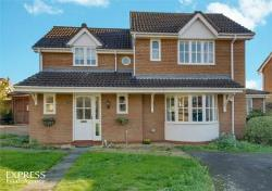 Detached House For Sale  Newmarket Cambridgeshire CB8