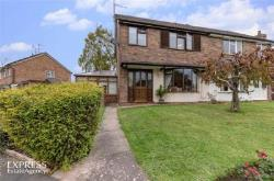 Semi Detached House For Sale  Stoke-on-Trent Staffordshire ST4
