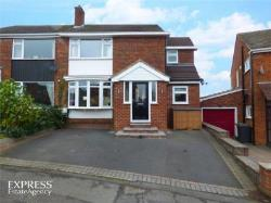 Semi Detached House For Sale  Kidderminster Worcestershire DY10