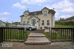 Detached House For Sale  Ballymena Derry BT43