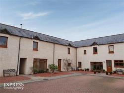 Terraced House For Sale  Lockerbie Dumfries and Galloway DG11