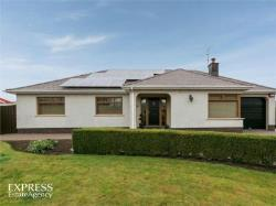 Detached Bungalow For Sale  Coleraine Derry BT51