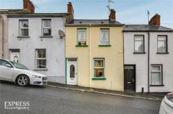 Terraced House For Sale  Londonderry Derry BT48