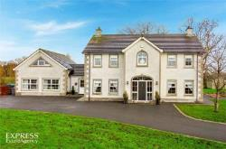 Detached House For Sale  Crumlin Antrim BT29