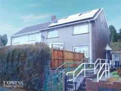 End Terrace House For Sale  Newport Gwent NP11