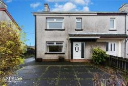Semi Detached House For Sale  Ballymoney Antrim BT53