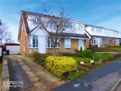 Semi Detached House For Sale  Halifax West Yorkshire HX3