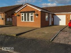 Semi - Detached Bungalow For Sale  Wisbech Cambridgeshire PE13