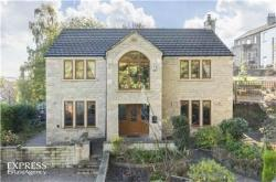 Detached House For Sale  Keighley North Yorkshire BD20