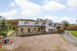 Detached House For Sale  Llanfyllin Powys SY22